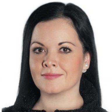 Mgr. Silvia Grúberová - Primátorka mesta Handlová