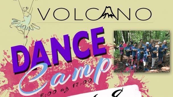 Dance Camp Volcano