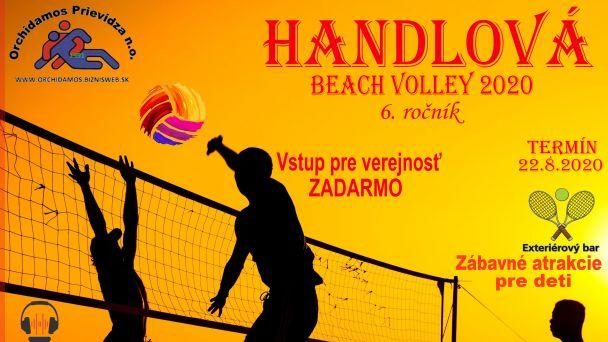Handlová Beach volley 2020