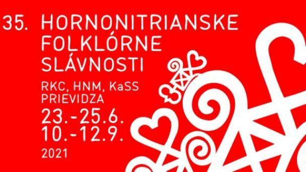 Hornonotrianske folkórne slávnosti 2021