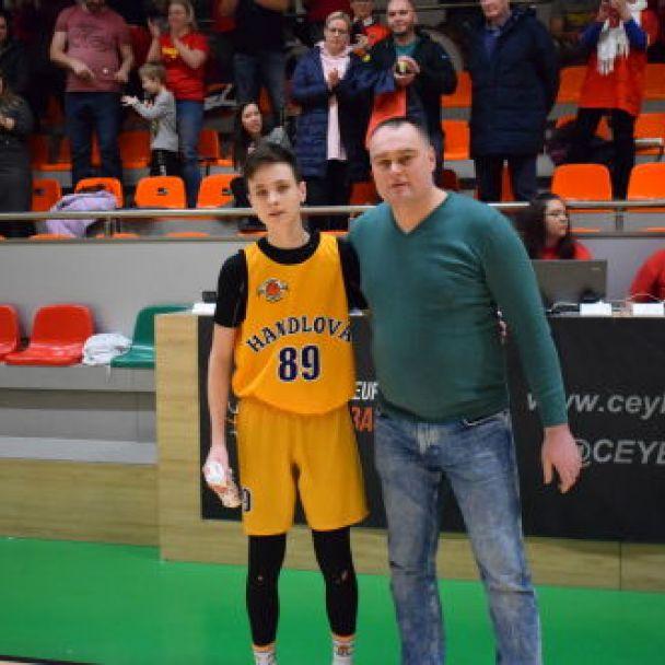 Stredoeurópska mládežnícka liga 7. - 9. február 2020