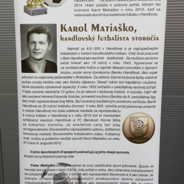6. ročník Memoriálu Karola Matiaška