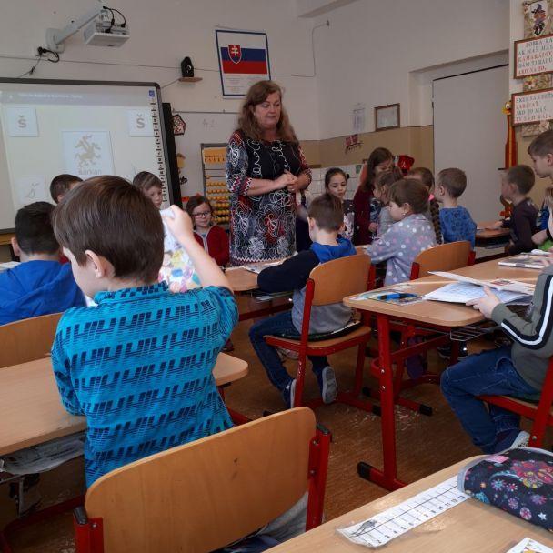 Zaujímavé podujatia MŠ Handlová - elokované pracovisko Ul. Dimitrovova
