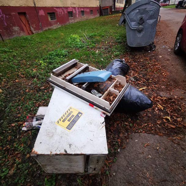 Kampaň odpady