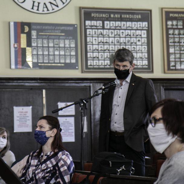Mestské zastupiteľstvo v čase pandémie