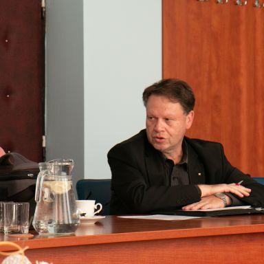 Prvé pracovné stretnutie Banícky uhoľný skanzen 28. 7. 2020
