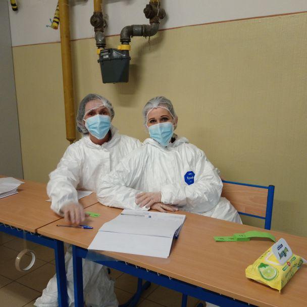 5. kolo testovania v Handlovej COVID- 19