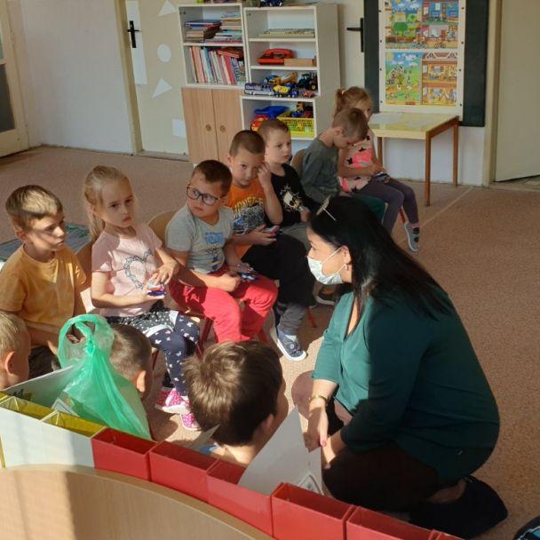Návšteva v materskej škole