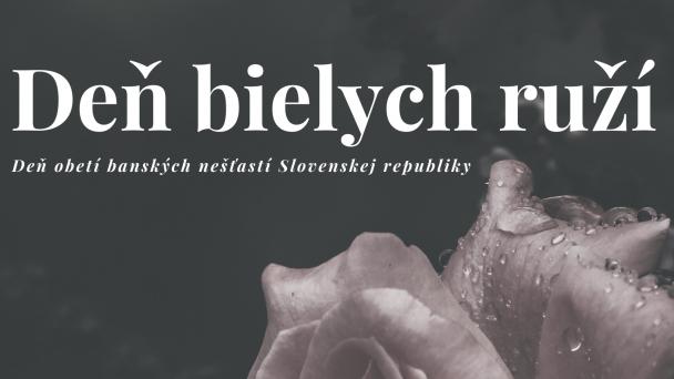 Slovensko si pripomenie Deň obetí banských nešťastí