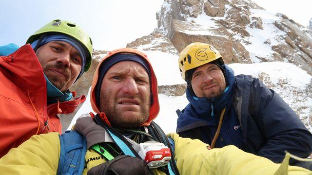 Slováci uskutočnili prvovýstup v Kirgizských horách