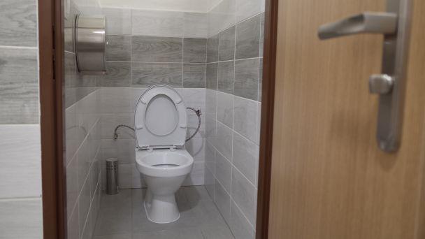 Použitie nových verejných toaliet je bezplatné