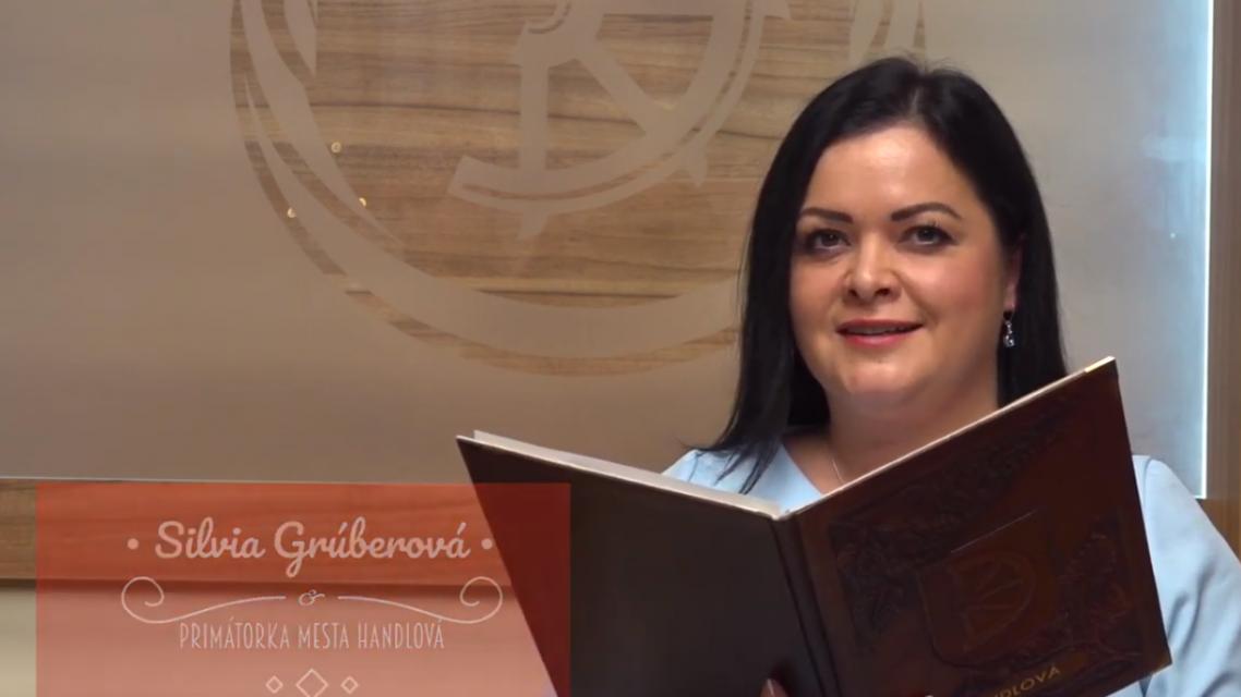 Novoročný príhovor Silvie Grúberovej, primátorky mesta