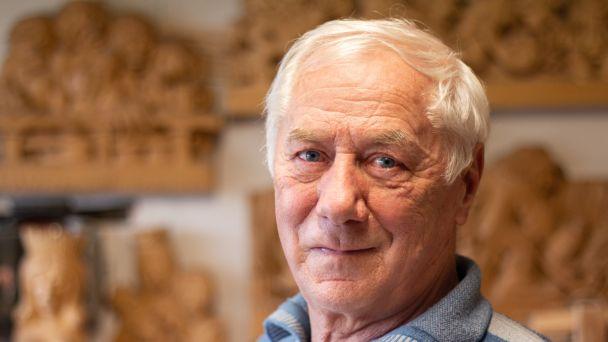 Umelec Ján Procner: Som ja baník, starý baník, tú prácu mám rád