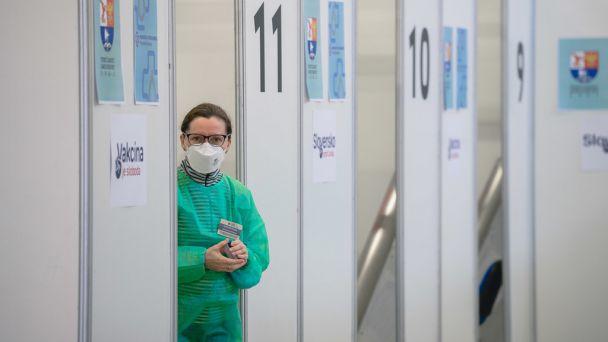 V Prievidzi tento víkend otvoria veľkokapacitné očkovacie centrum