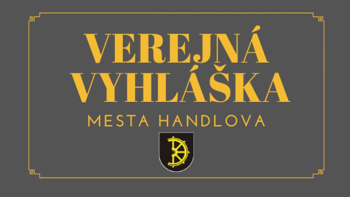 Oznámenie o začatí stavebného konania - p.Poliak